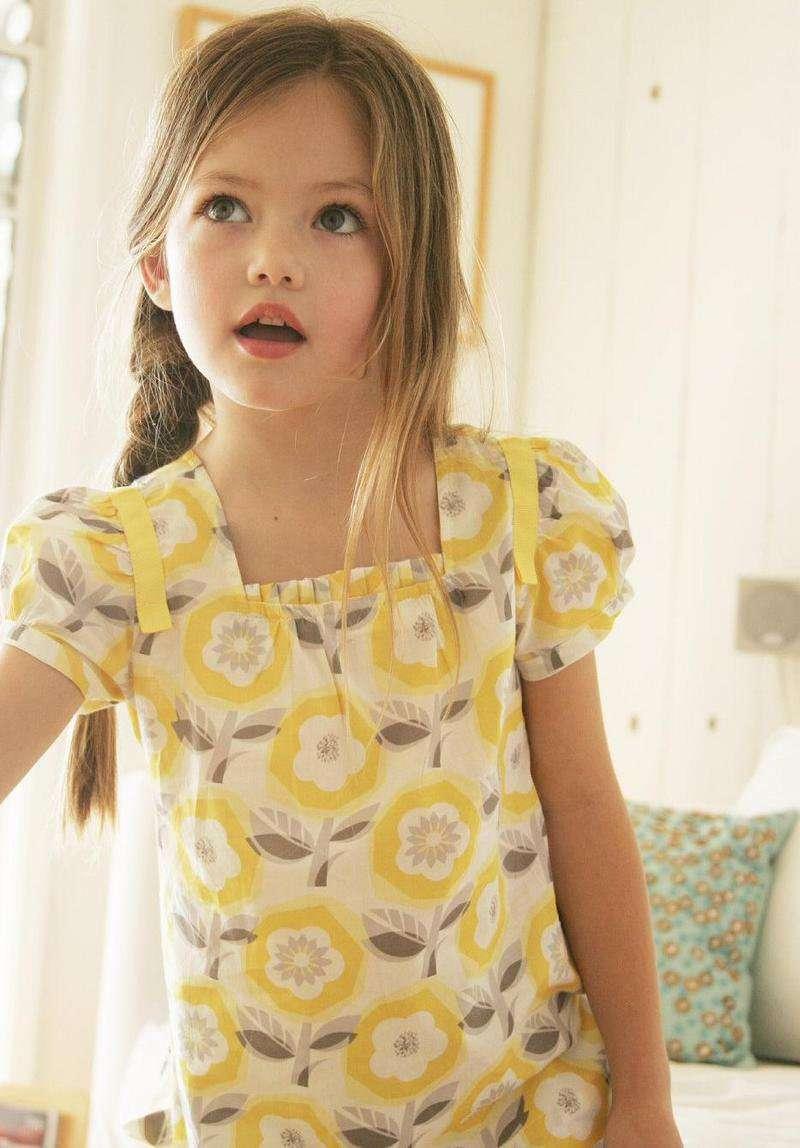 Фото детей моделей девочек 12 лет