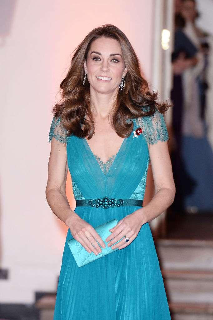 Die verführerischsten Kleider der Herzogin von Cambridge, Kate MiddletonAppeals to the eyes