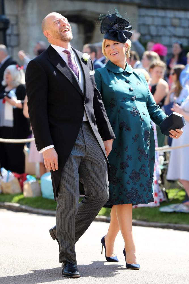 "Zara Tindall Was Very ""Uncomfortable"" At Prince Harry And Meghan Markle's Wedding In 2018 And It's All About Her Second PregnancyZara Tindall Was Very ""Uncomfortable"" At Prince Harry And Meghan Markle's Wedding In 2018 And It's All About Her Second PregnancyZara Tindall Was Very ""Uncomfortable"" At Prince Harry And Meghan Markle's Wedding In 2018 And It's All About Her Second Pregnancy"