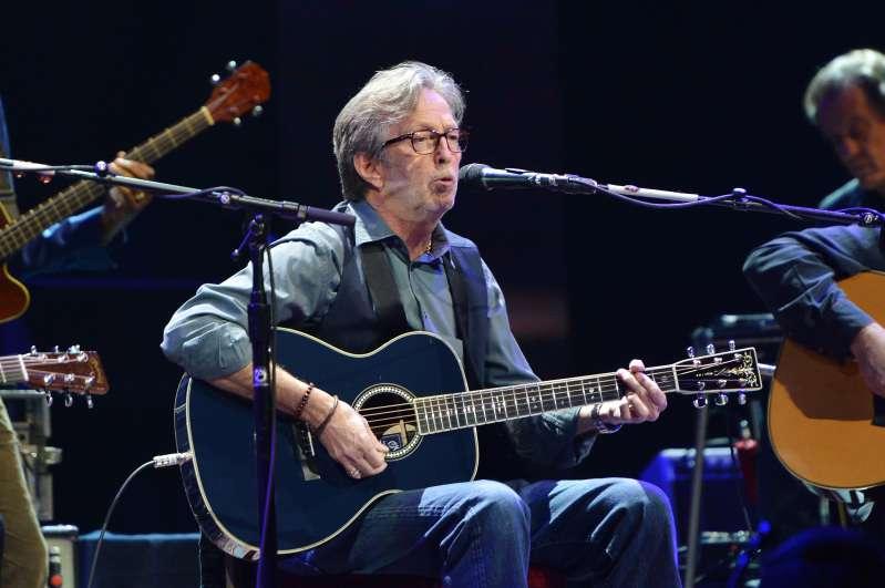 A dor de Eric Clapton: o músico encontrou conforto em sua canção depois do trágico acidente que levou seu filho