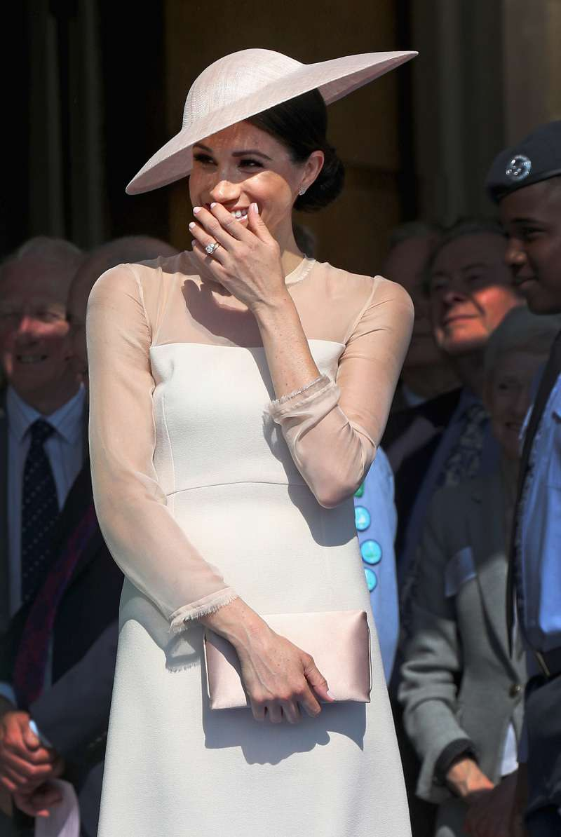 Meghan Markle and her jewelry