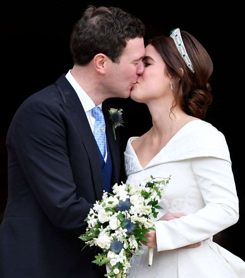 What A Twist! The British Named Their Favorite Royal. Who Do You Think It Is?princess eugenie and jack brooksbank