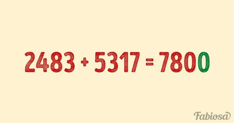 Énigme logique : quel nombre devrait remplacer le point d'interrogation ?Логическое испытание: какая цифра должна стоять последней?Логическое испытание: какая цифра должна стоять последней?Логическое испытание: какая цифра должна стоять последней?