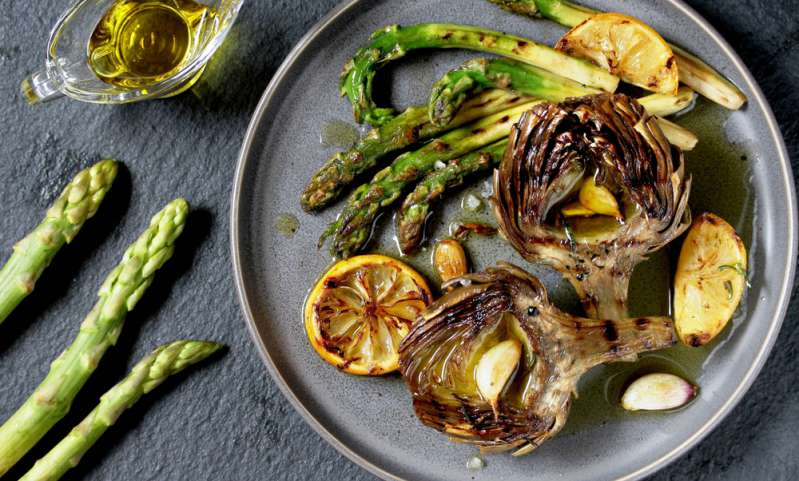 Cleaning Artichokes Can Be A Challenge. Here's How You Do It With Ease