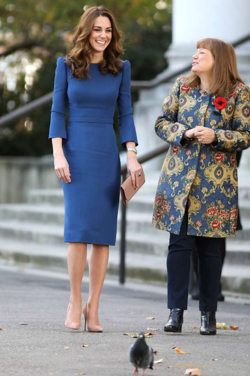 Kate Middleton Gets Sentimental As She Pays Homage To Fallen Family Warriors In The Imperial Museum