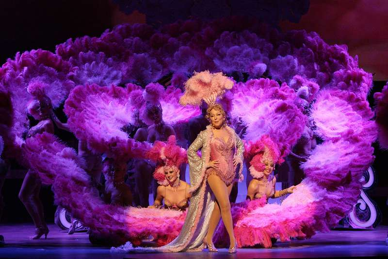 Curtain Call: Bette Midler Will Soon Call It Quits With Hello Dolly