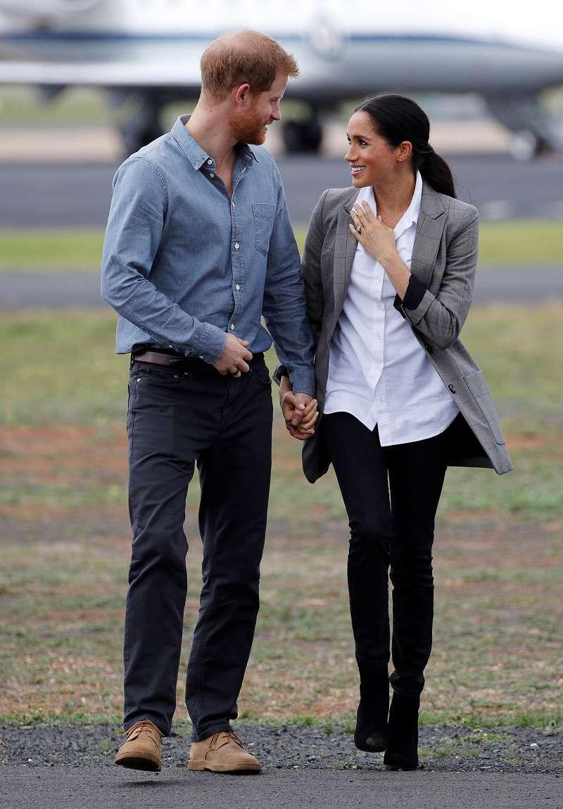 Transferência Real! Príncipe Harry e Meghan Markle devem dar adeus ao Palácio de Kensington