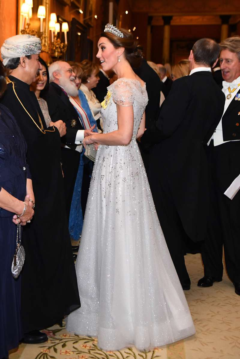 Why Meghan Markle Did Not Join Kate Middleton At The Queen's Diplomatic ReceptionWhy Meghan Markle Did Not Join Kate Middleton At The Queen's Diplomatic Reception