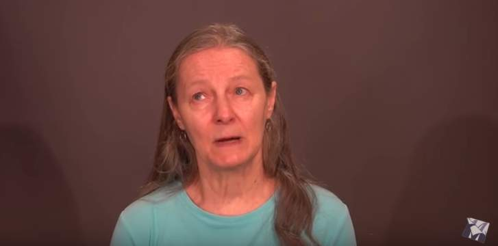 """""""Luce como Meryl Streep"""": Mujer que no ha cambiado su peinado desde 1976 ahora luce 20 años más joven"""