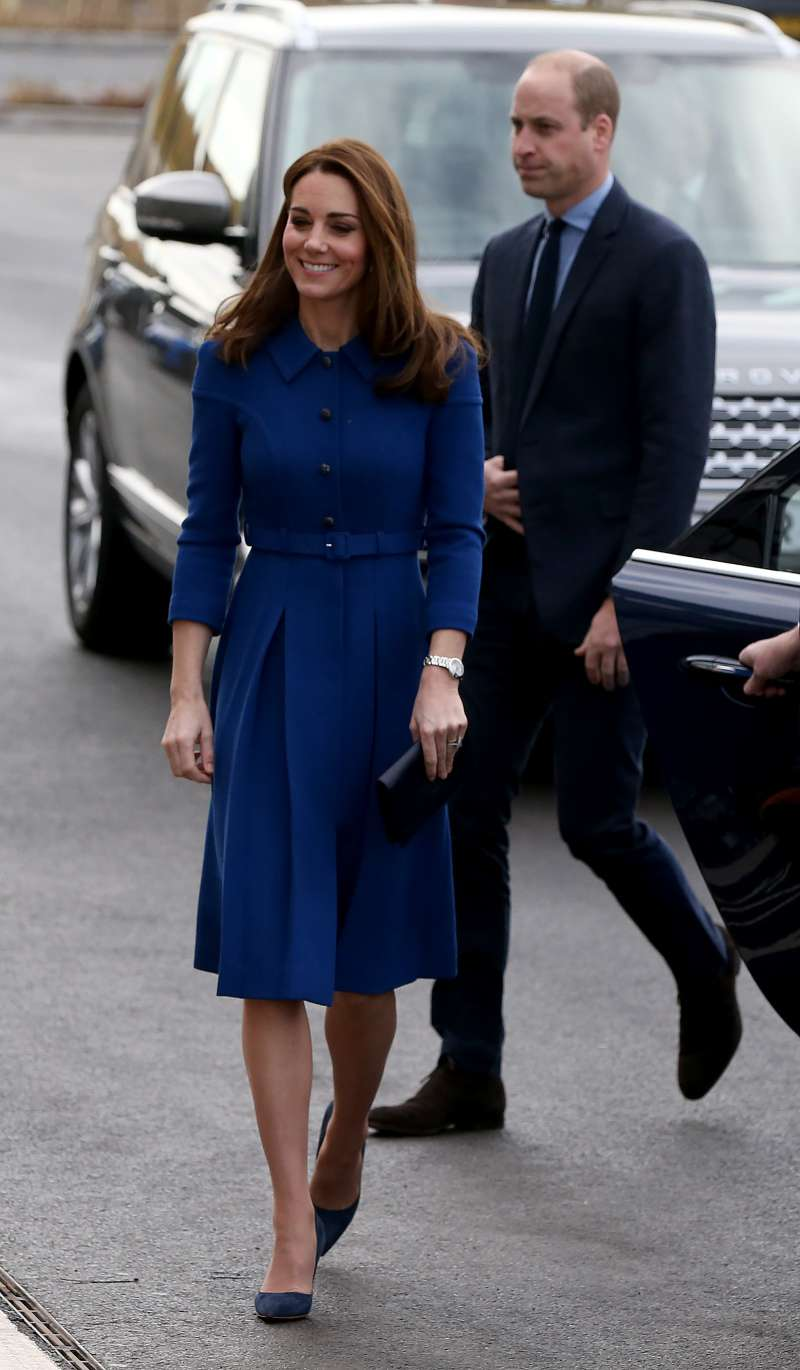 Le top 10 des looks les plus élégants de Kate Middleton en 2018