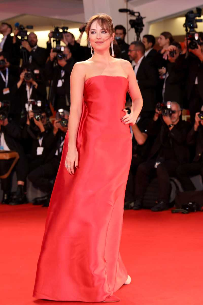 Dakota Johnson 75th Venice Film Festival
