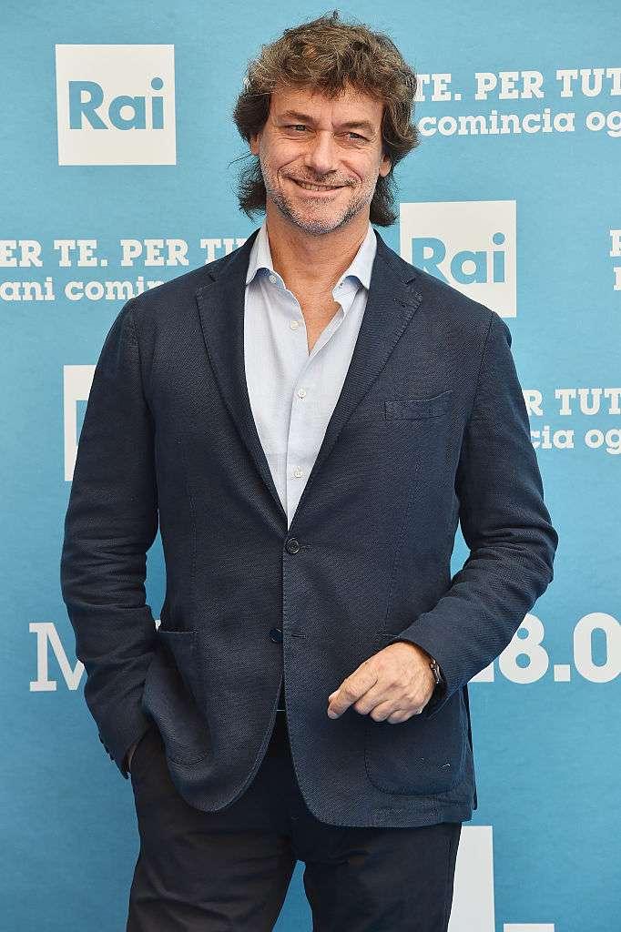 Alberto Angela smile