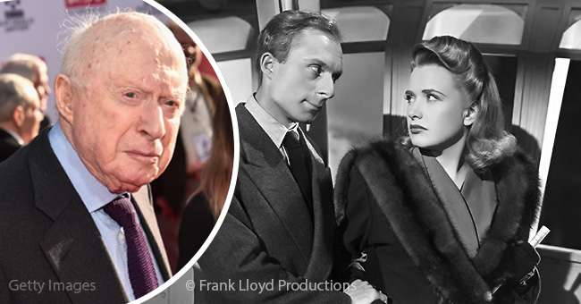 Norman Lloyd The 103 Year Old American Actor Director