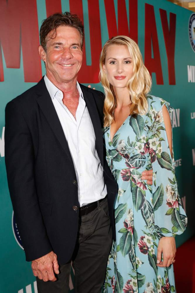 """""""You Have No Control Over Who You Fall In Love With"""": Dennis Quaid Defends A 39-Year Age Gap With His Fiancée""""You Have No Control Over Who You Fall In Love With"""": Dennis Quaid Defends A 39-Year Age Gap With His Fiancée"""