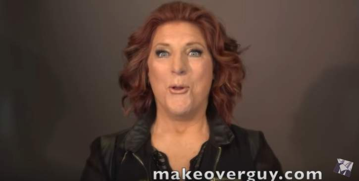 She Looks 20 Years Younger: Woman Fights To Hold Back Tears After Seeing Makeup Transformation