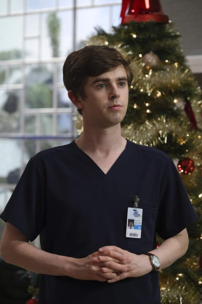 """'The Good Doctor' Star Freddie Highmore Talks About His Character's Romantic Journey In The Show's Third Season: """"We Get To Tease Out A Little Bit"""""""