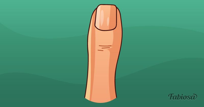 La forma del pulgar puede revelar mucho sobre el carácter de una persona