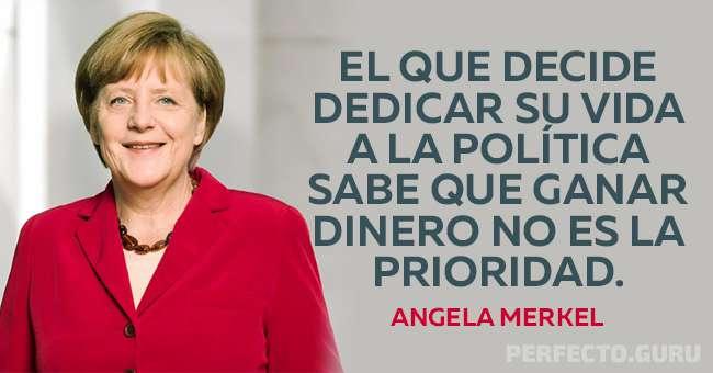 Las 15 frases más escuchadas de Angela Merkel