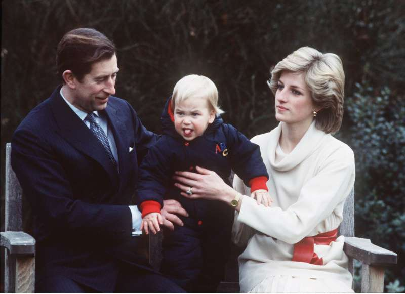 Prince Charles Was In The Delivery Room Managing Partner Birth With Diana. But He Was Not The Only Royal Dad Present During The Labour