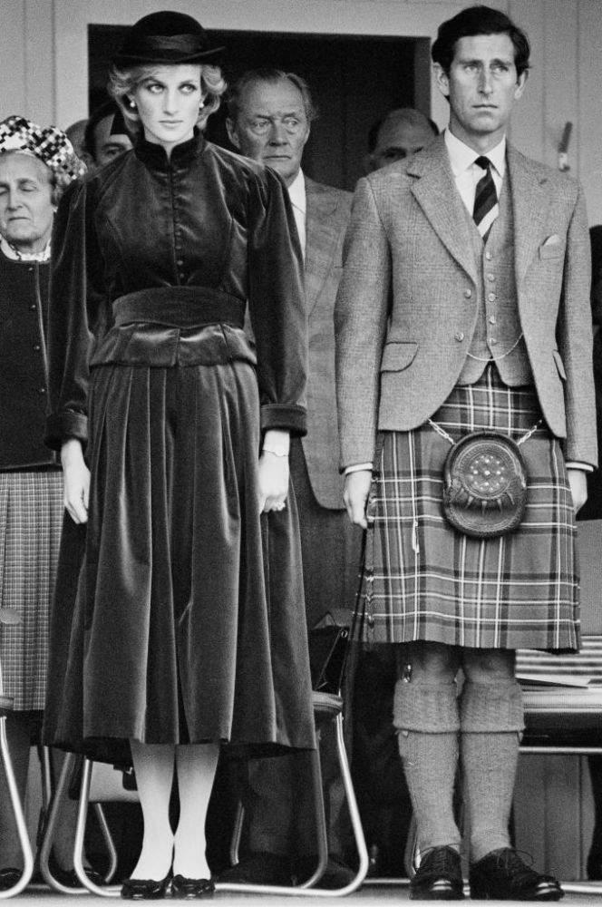 Holprig von Anfang an: Charles musste in der Ehe mit Diana auf Vieles verzichten, auch auf seinen geliebten Hund