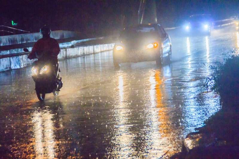 Safety First! Essential Driving Tips To Help You Drive In A Bad Weather