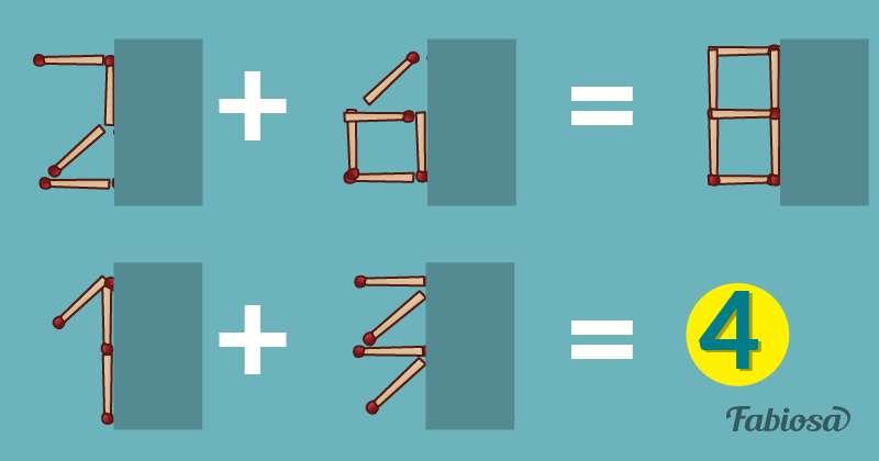 Denksport-Aufgabe: Können Sie die Lösung finden - in 30 Sekunden?