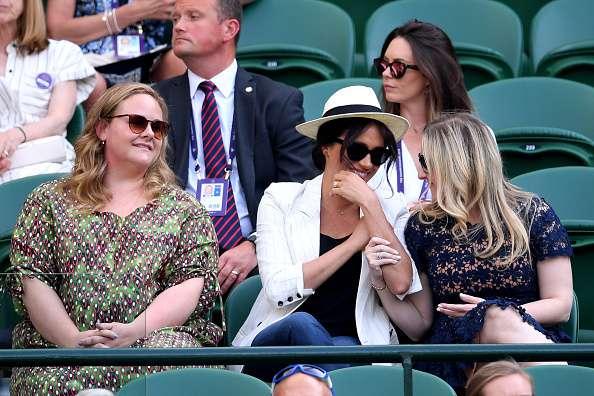 Un desconocido alertó a los escoltas de Meghan pero luego comprobaron que todo había sido un errorReports Suggest That Man Told Off By Meghan's Security Wasn't Actually Taking A Photo Of The Duchess