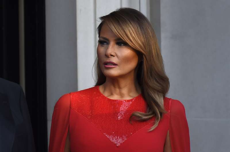 Melania et Donald Trump surpris en pleine dispute alors qu'ils organisaient un dîner pour la famille royale