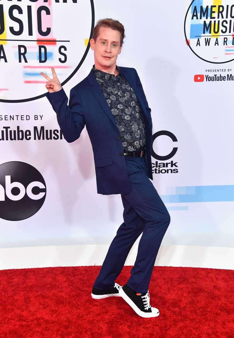 Celebridades que no tuvieron la mejor infancia y pasaron por episodios amargos debido a sus padresMacaulay Culkin attends the 2018 American Music Awards at Microsoft Theater on October 9, 2018 in Los Angeles