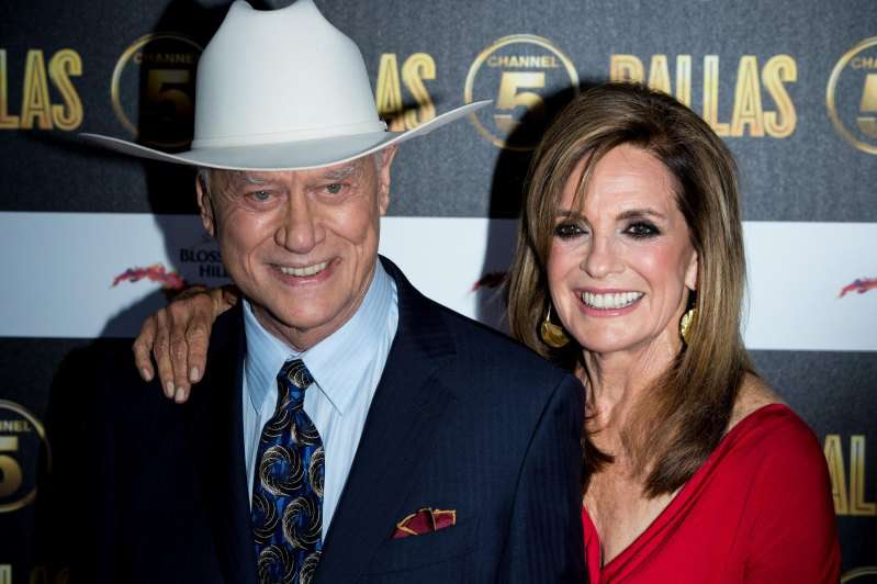 "'Dallas' Star Linda Grey Found A Way To Communicate With Late Larry Hagman: ""It Makes Me Happy""'Dallas' Star Linda Grey Found A Way To Communicate With Late Larry Hagman: ""It Makes Me Happy""'Dallas' Star Linda Grey Found A Way To Communicate With Late Larry Hagman: ""It Makes Me Happy""'Dallas' Star Linda Grey Found A Way To Communicate With Late Larry Hagman: ""It Makes Me Happy"""