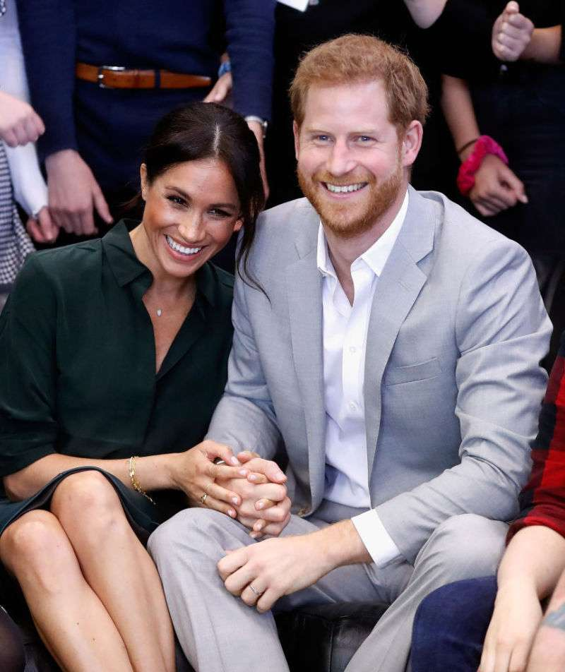 What Could Have Evoked Kate's Tears After Meeting With Meghan On The Eve Of Her Wedding?meghan markle pregnant