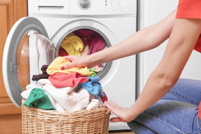 Foil Ball In A Washer? This Unusual Trick Can Help You Get Rid Of A Few Laundry Problems
