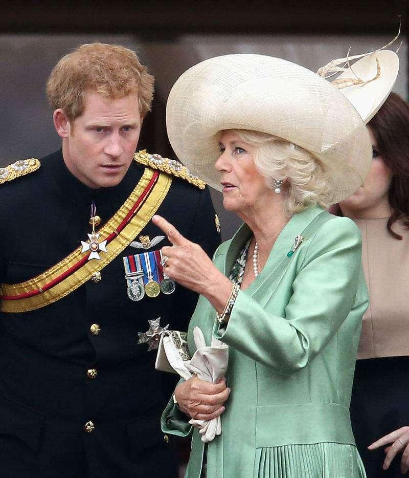 """""""È sempre stata vicina a me e William"""": commosso, il Principe Harry ricorda il rapporto con la matrigna Camilla"""