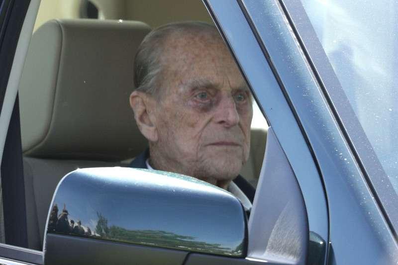 Prinz Philip war in einen Autounfall in der Nähe des Sandringham Estate der Königin verwickelt