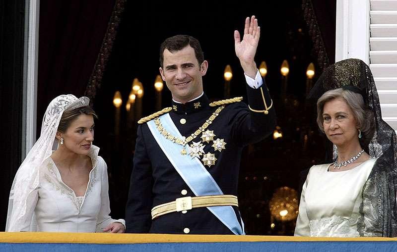 Jaime Peñafiel expone el aborto que se hizo la reina Letizia y asegura que Felipe no sabía nada
