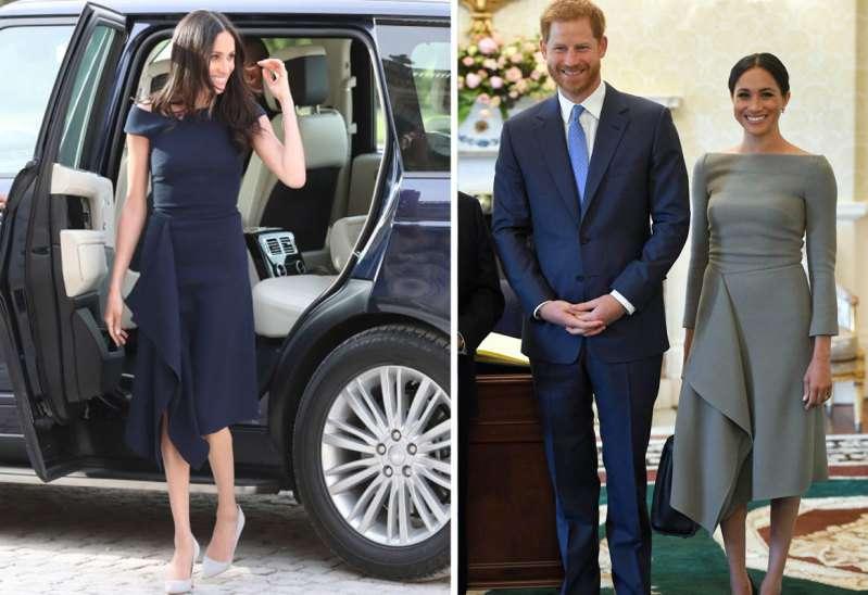 Хочу больше! Какую одежду и обувь Кейт и Меган купили в нескольких цветахХочу больше! Какую одежду и обувь Кейт и Меган купили в нескольких цветах