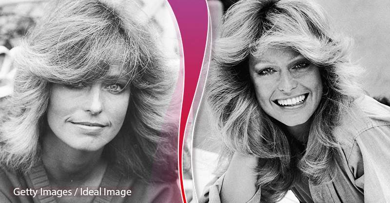 Back To 70s With Farrah Fawcett S Hairstyle An Easy Way Of Recreating Actress Iconic Look