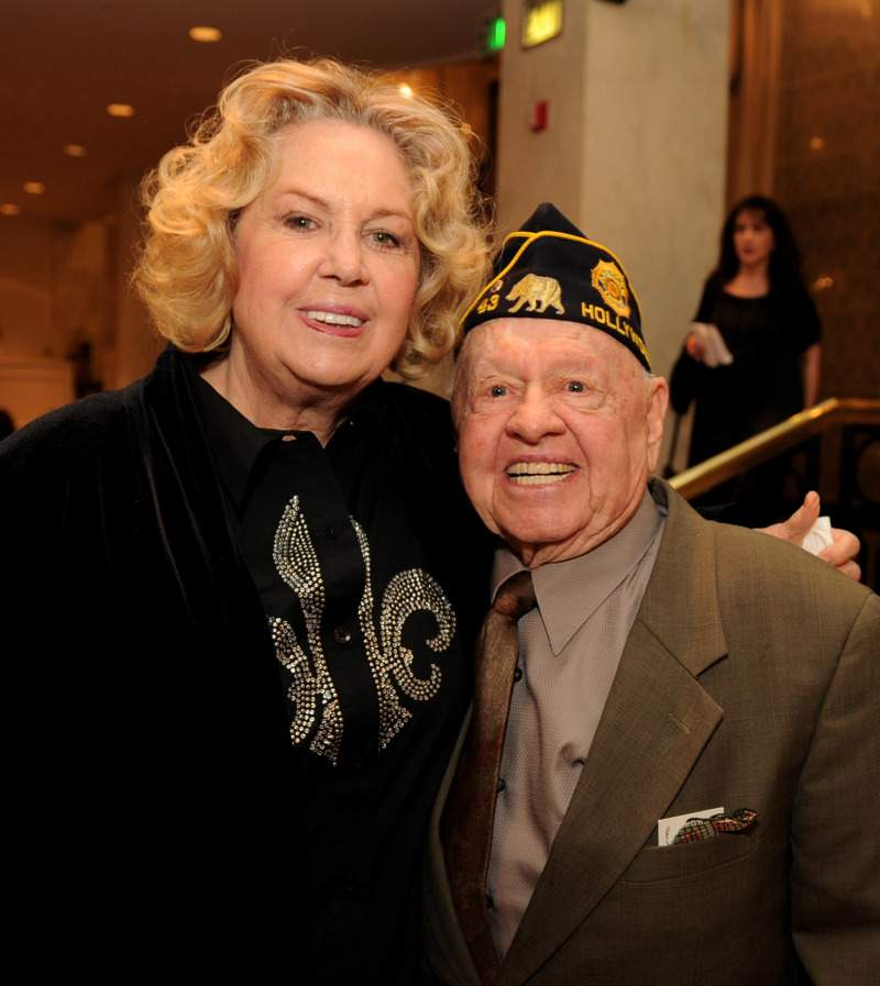 36 Years Meant Nothing: Mickey Rooney Cut His 8th Wife Out Of His Will Just 3 Weeks Before Passing