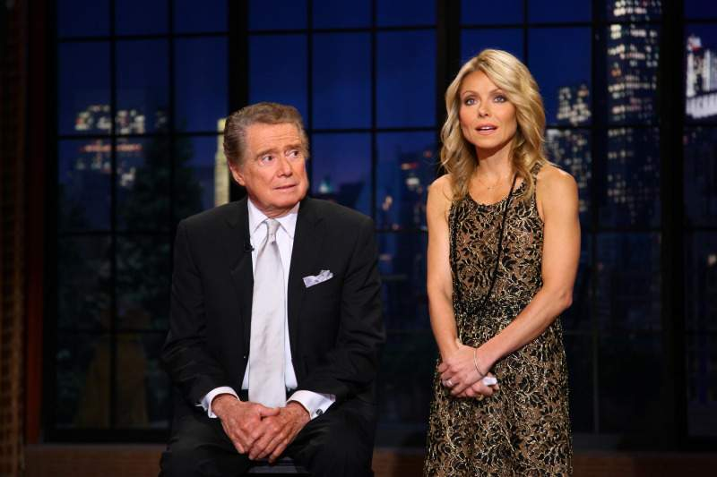 """She Thought I Was Leaving Because Of Her"": Regis Philbin Got Candid On His Relationship With Former Co-Host Kelly Ripa"