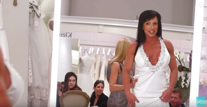 Bodybuilder Bride Tries On A Wedding Dress For The First Time, And Her Groom's Unexpected Reaction Shows Why They Are Meant For Each OtherBodybuilder Bride Tries On A Wedding Dress For The First Time, And Her Groom's Unexpected Reaction Shows Why They Are Meant For Each OtherBodybuilder Bride Tries On A Wedding Dress For The First Time, And Her Groom's Unexpected Reaction Shows Why They Are Meant For Each OtherBodybuilder Bride Tries On A Wedding Dress For The First Time, And Her Groom's Unexpected Reaction Shows Why They Are Meant For Each Other