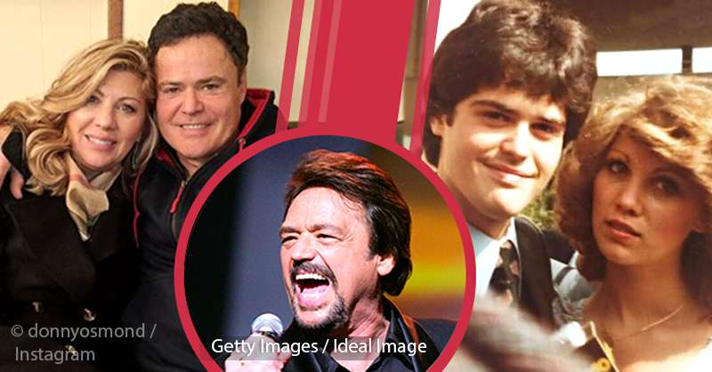 Donny Osmond Admits He Stole His Brother S Date Once And They Ve Been Married For Over 40 Years