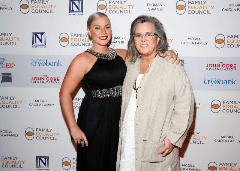 Wedding's Off! 57-Year-Old Rosie O'Donnell And Her 34-Year-Old Fiancée Split After Over 2 Years Of Dating, Reports SayWedding's Off! 57-Year-Old Rosie O'Donnell And Her 34-Year-Old Fiancée Split After Over 2 Years Of Dating, Reports Say