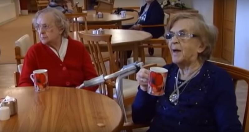 109-летняя женщина раскрыла секрет долголетия
