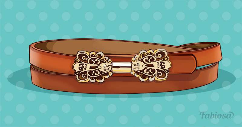 Comment choisir la ceinture parfaite en fonction de votre silhouette afin de cacher les petits défauts du corpsbelt