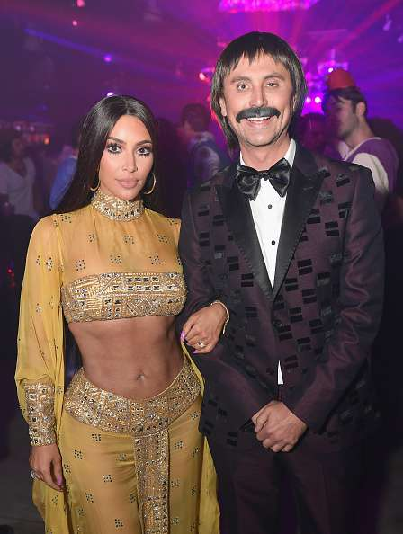 Several Times Kim Kardashian Has Adopted A Fashion Style Fro