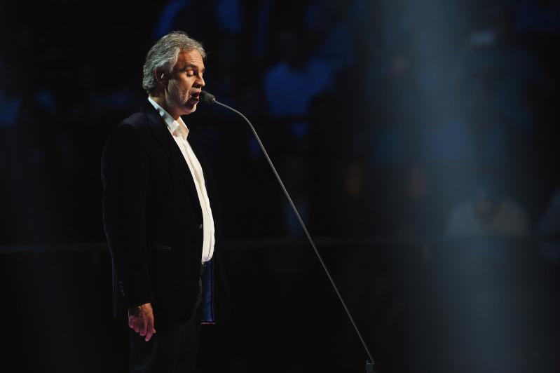 Un miracolo! Andrea Bocelli omaggia la madre per aver scelto di non abortirlo