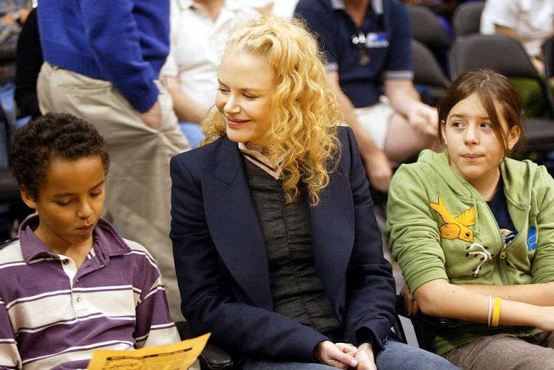 Nicole Kidman Gives A Very Rare Interview, In Which She Candidly Talks About Her Kids With Tom CruiseNicole Kidman Gives A Very Rare Interview, In Which She Candidly Talks About Her Kids With Tom Cruise