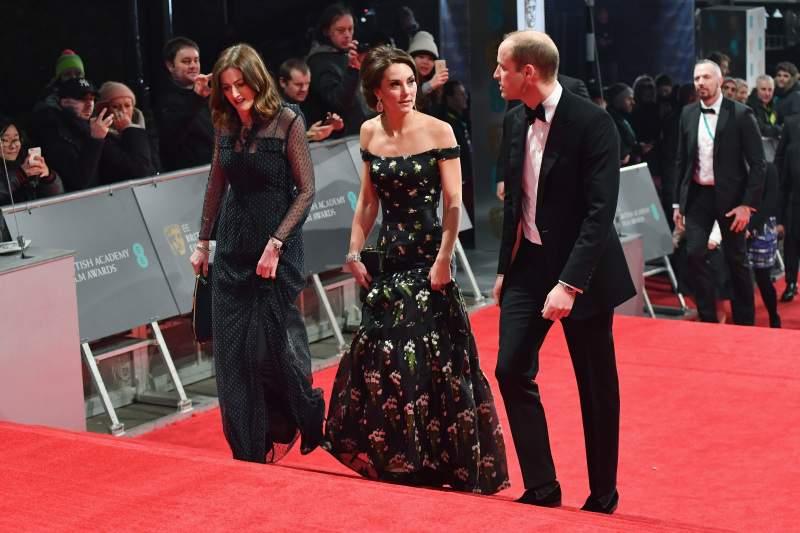 I vestiti più mozzafiato di Kate Middleton ai BAFTA, tra cui un iconico abito verde foresta molto controverso