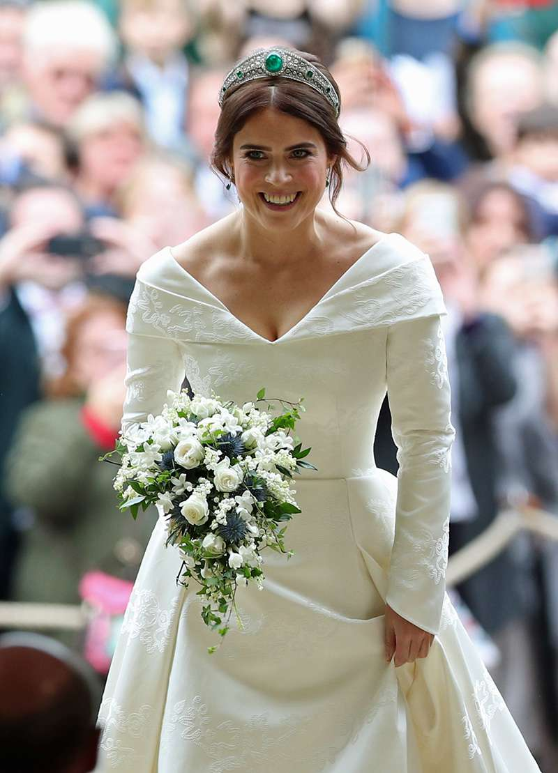 Another Wedding To Remember: Highlights Of Princess Eugenie Of York And Jack Brooksbank's Wedding