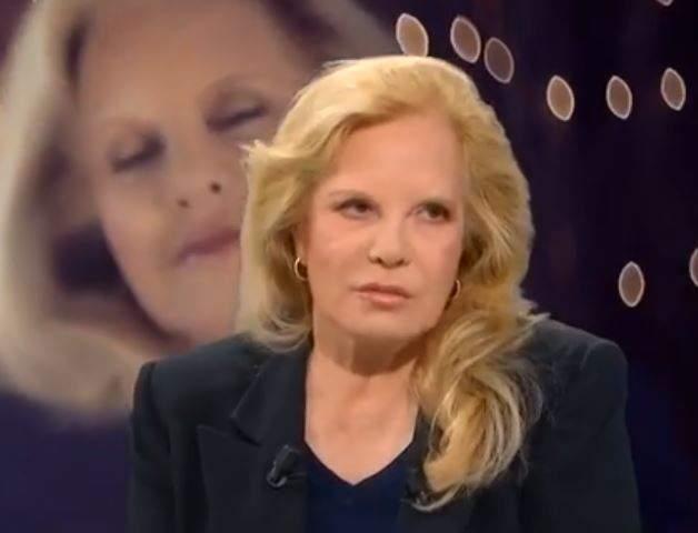 """""""Il était solaire"""" Sylvie Vartan chez Morandini s'exprime sur sa dernière rencontre avec Johnny Hallyday"""